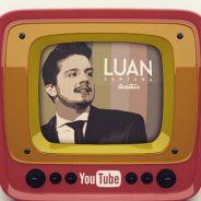 Luan Santana fala sobre novo DVD, relação com fãs e carreira em hangout exclusivo para o Youtube!