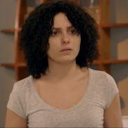 """Novela """"Alto Astral"""": Ricardo (Nando Rodrigues) descobre que Cidinha (Monica Iozzi) é Scarlett!"""