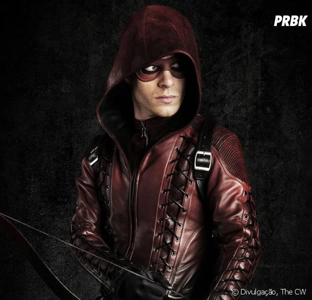 """Colton Haynes, o Roy, deixou o elenco regular de """"Arrow"""""""