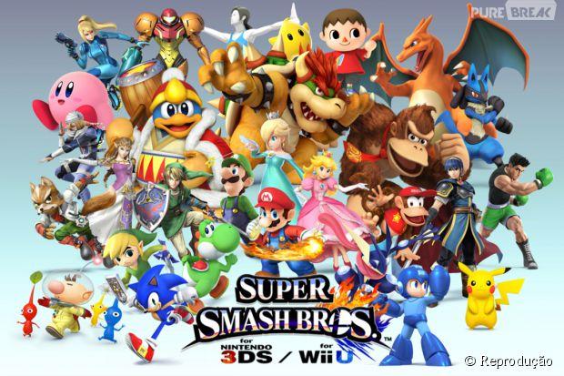 """Em """"Super Smash Bros."""" fãs descobrem códigos de 7 novos estágios e outros personagens"""