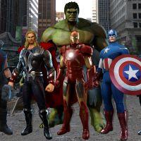 """Game """"Marvel Heroes 2015"""" libera time de """"Vingadores"""" para comemorar estreia de """"Era de Ultron"""""""