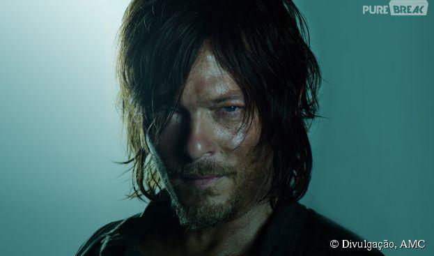 """O favoritismo de Daryl Dixon (Norman Reedus) pode estar ameaçado em """"The Walking Dead""""!"""