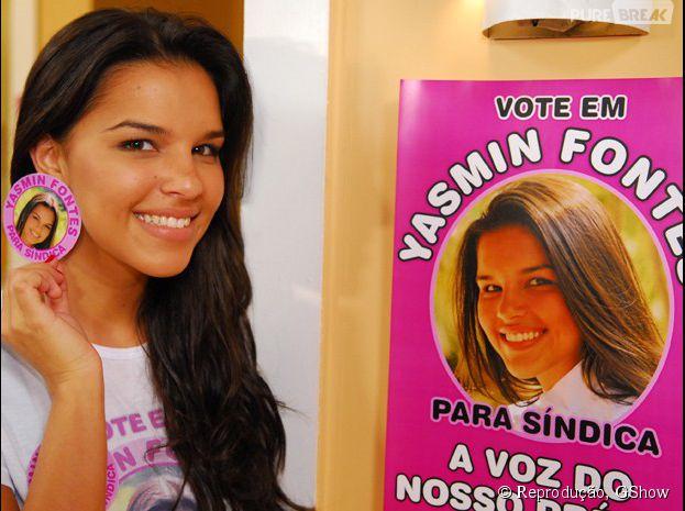 """Mariana Rios comemora os 20 anos de """"Malhação"""" relembrando seu papel de destaque na temporada de 2008 da novela teen da Globo"""