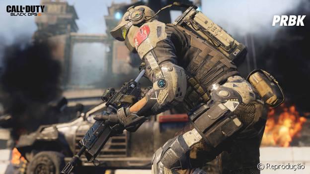 """Os super soldados Black Ops estão de volta no próximo """"Call Of Duty: Black Ops 3"""""""