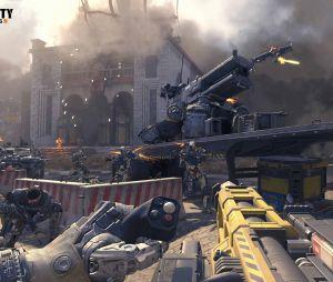 """Call of Duty: Black Ops III"" terá mapa c9o-op para quatro jogadores"