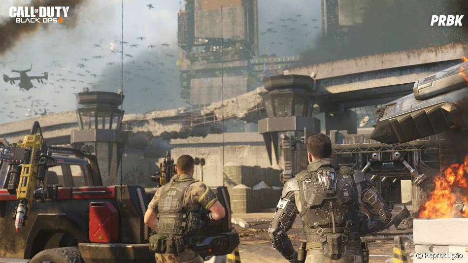 """Novo shooter da franquia, """"Call of Duty: Black Ops III"""", chegará em 6 de novembro"""