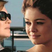 """Novela """"Babilônia"""": Alice (Sophie Charlotte) é usada por Inês (Adriana Esteves) em plano vingativo!"""
