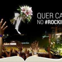 Rock in Rio 2015 é muito amor! Festival vai promover casamentos na famosa Rock Street
