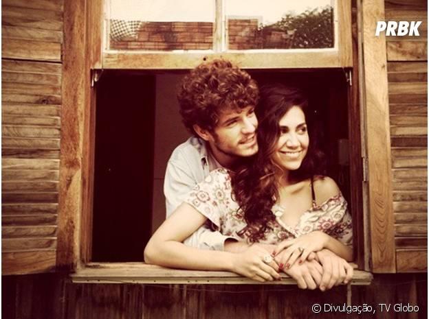 Maurício Destri namorou com a cantora Taís Alvarenga por mais de três anos