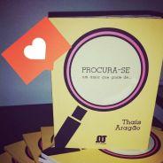 """Livro """"Procura-se Um Amor que Goste De..."""": com criações lindas, conheça a obra de Thaís Aragão"""