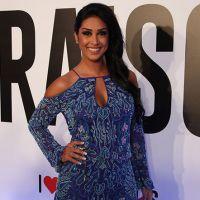 """Ex """"BBB15"""" Amanda prestigia Bruna Marquezine e elenco de """"I Love Paraisópolis"""" em festa da novela"""