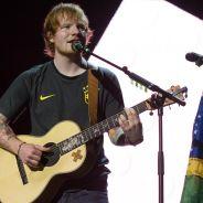 """Ed Sheeran se declara para fãs brasileiros: """"Tive os melhores dias da minha vida aqui"""""""