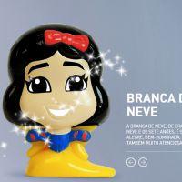 Disney anuncia parceria com operadora de telefonia e distribui bonecos em miniatura para clientes!