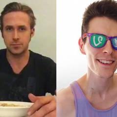 Ryan Gosling faz homenagem surpreendente para fã criador do famoso meme do cereal!