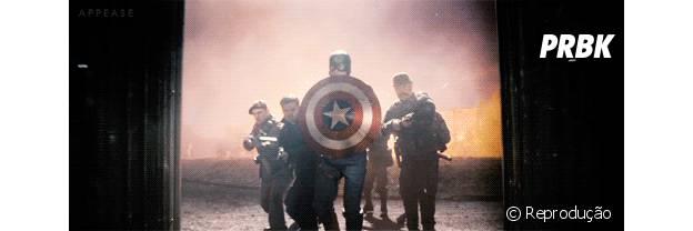 """""""Capitão América: Soldado Invernal"""""""