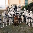 """Nova pegadinha do """"Programa Silvio Santos"""" foi inspirada nos filmes da série """"Star Wars"""""""