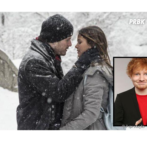 """Ed Sheeran embala trilha sonora de """"I Love Paraisópolis"""", da Globo"""