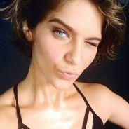 """Isabella Santoni, da novela """"Malhação"""", publica foto de maiô e recebe elogios no Instagram"""