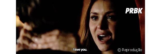 """Elena (Nina Dobrev) luta pelo que quer em """"The Vampire Diaries"""""""