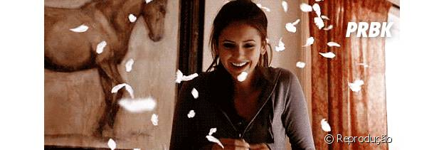 """Elena (Nina Dobrev) mudou muito desde o início de """"The Vampire Diaries"""""""