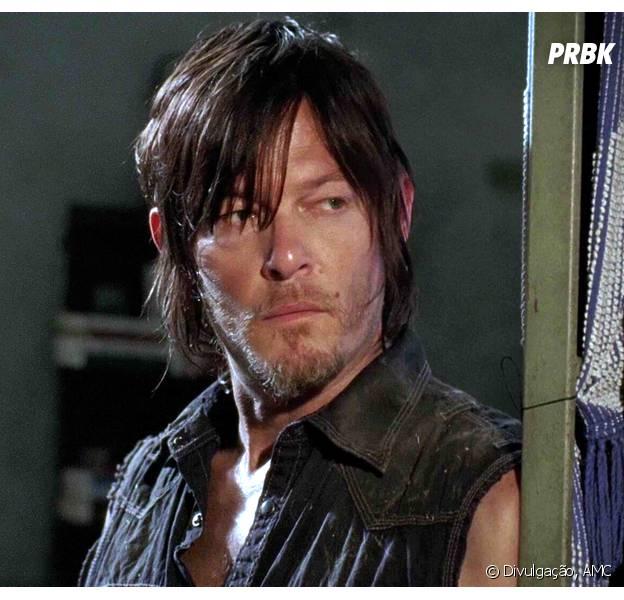 """O Daryl (Norman Reedus) é mais querido do que o protagonista de """"The Walking Dead""""!"""