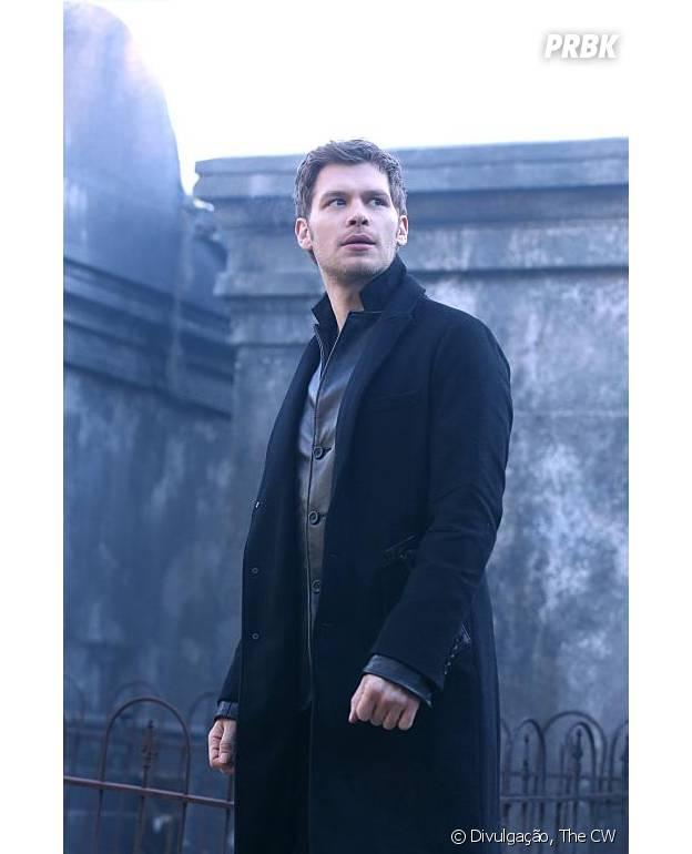 """O Klaus (Joseph Morgan) se tornou tão amado pelos fãs de """"The Vampire Diaries"""", que ganhou sua própria série """"The Originals"""""""