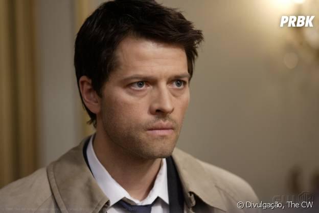 """O Castiel (Mischa Collins) fez a dupla protagonista de """"Supernatural"""" se tornar um trio"""