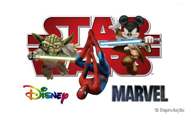 """Disney planeja criar canais de streaming exclusivos para exibir produções da Marvel e """"Star Wars"""""""