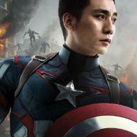 """De """"Os Vingadores"""": Capitão América, Homem de Ferro e outros personagens ganham versão chinesa"""