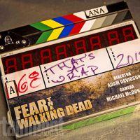"Série ""Fear The Walking Dead"": Kim Dickens, Cliff Curtis e o elenco nas imagens dos bastidores!"