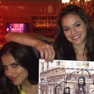Bruna Marquezine e irmã de Wanessa Camargo não se desgrudam mais!