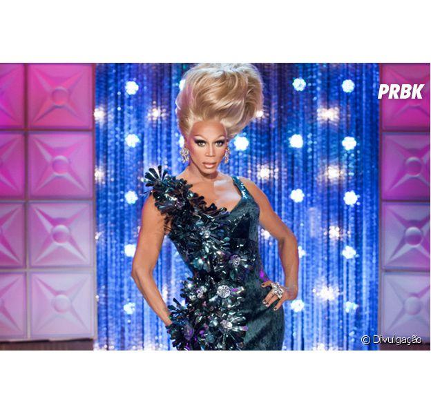 """RuPaul's Drag Race"" está disponível no Multishow e no Netflix Brasil"