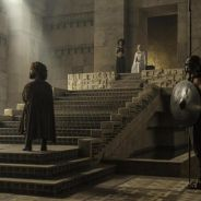 """Em """"Game of Thrones"""": na 5ª temporada, Daenerys (Emilia Clarke) e Tyrion ficam frente a frente!"""