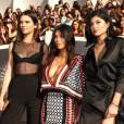 Enteada e filhas de Bruce Jenner, as musas Kim Kardashian, Kendall e Kylie Jenner apoiam aparição do ex-esportista como mulher na Vanity Fair
