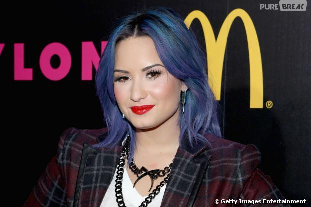 Demi Lovato falou sobre as declarações de Joe Jonas