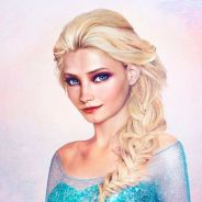 Princesas Disney da vida real! Artista desenha personagens como se fossem seres humanos