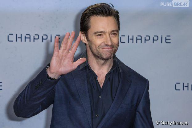 """Hugh Jackman está prestes a se despedir do mutante Wolverine, de """"X-Men"""""""