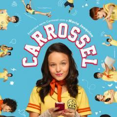 """Filme """"Carrossel"""" ganha cartazes maneiríssimos com Larissa Manoela e Jean Paulo Campos"""