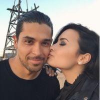 Demi Lovato e Wilmer Valderrama juntos na telinha! Cantora vai participar de série de TV do namorado