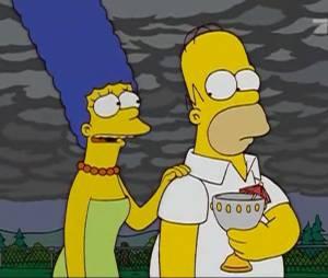 """Em """"Os Simpsons"""": Homer e Marge se separam e terminam casamento"""