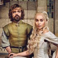 """Em """"Game of Thrones"""": Peter Dinklage e Emilia Clarke comentam sobre Tyrion e Daenerys: """"Incrível!"""""""