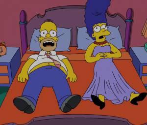 """Disseram por aí que Homer e Marge, de """"Os Simpsons"""", iriam se separar!"""