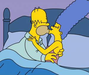 """Em """"Os Simpsons"""", Homer e Marge vão ficar juntos!"""