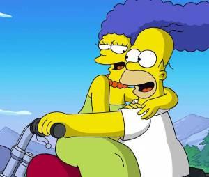 """Em """"Os Simpsons"""", Homer e Marge são casados desde a primeira temporada da animação"""