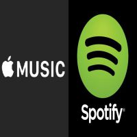 Duelo: Apple Music ou Spotify? Qual aplicativo de streaming musical vai bombar mais entre a galera?