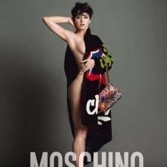 Katy Perry posa nua para campanha de moda e nós mal podemos aguentar tanta sensualidade!