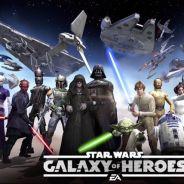 "De ""Star Wars"": EA Games anuncia ""Galaxy Of Heroes"" para celulares e expansão de ""The Old Republic"""