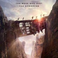 """De """"Maze Runner 2"""": filme com Dylan O'Brien acaba de ganhar mais um cartaz incrível. Confira!"""