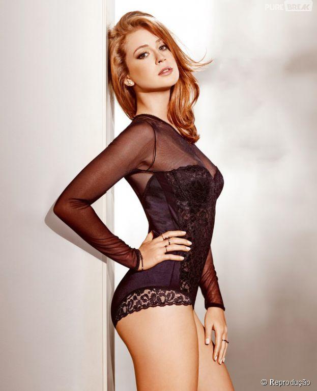 Resultado de imagem para # imagens sensuais Marina Ruy Barbosa