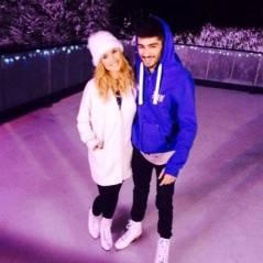Perrie Edwards, do Little Mix, garante estar mais feliz após noivo Zayn Malik sair do One Direction
